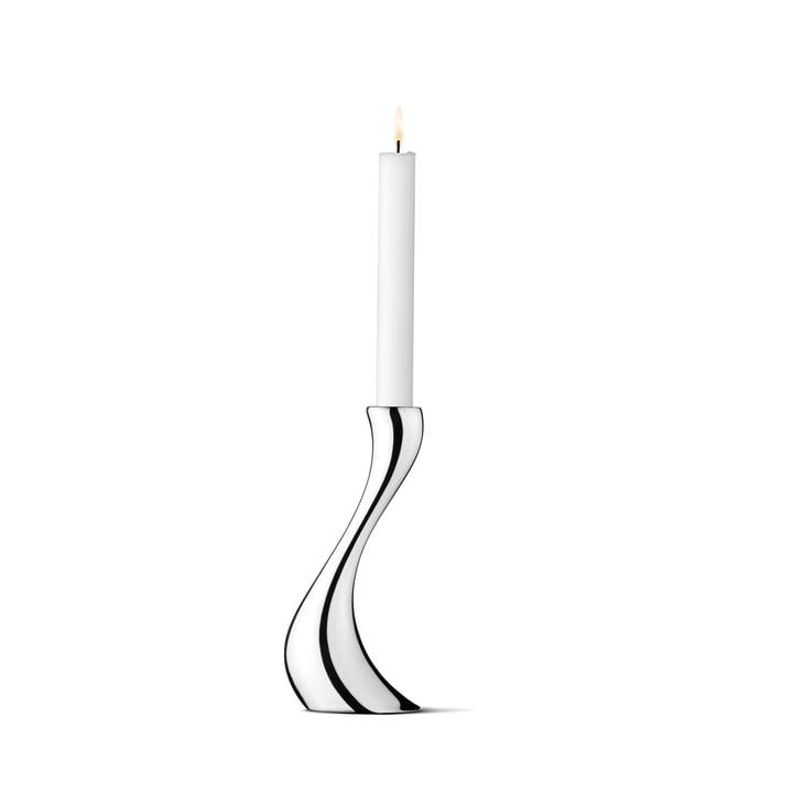 Georg Jensen - Cobra Candleholder, 20 cm