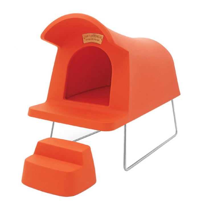Magis Dog House, orange