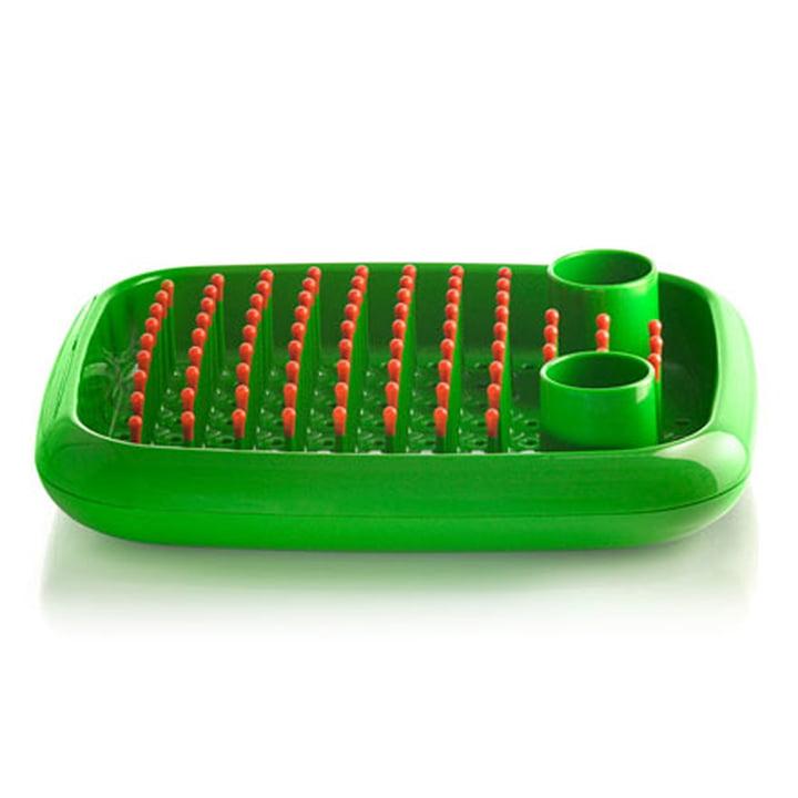Dish Doctor grün/ orange