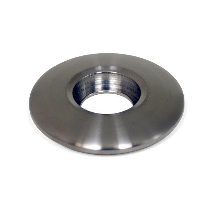 Disc bottle opener