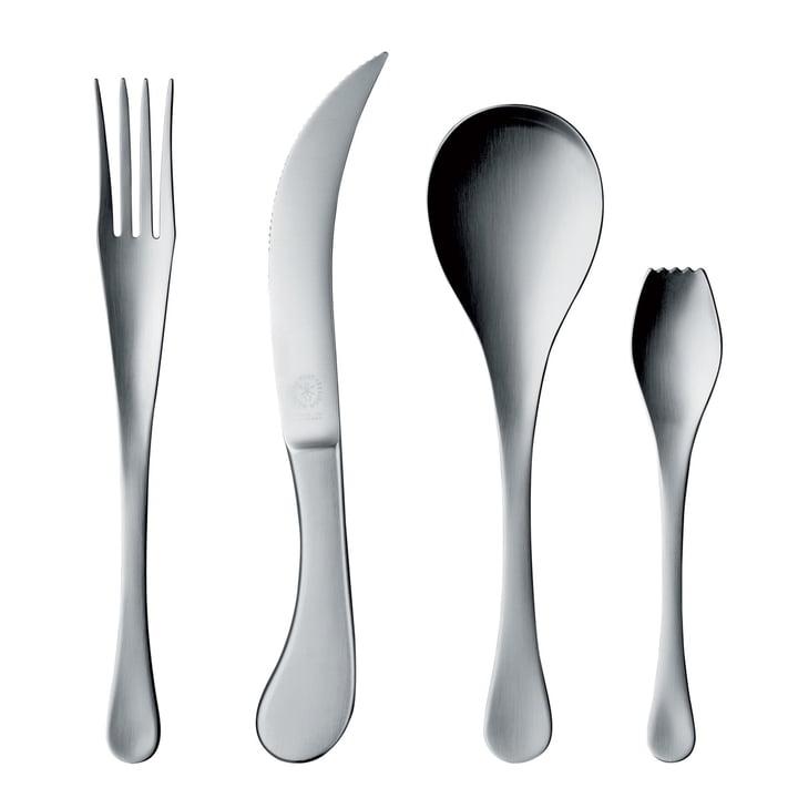 Pott 29, stainless steel, tableware 4 pcs.