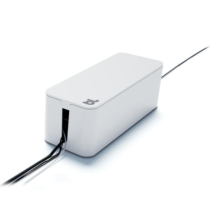 Bluelounge - CableBox cable box in white