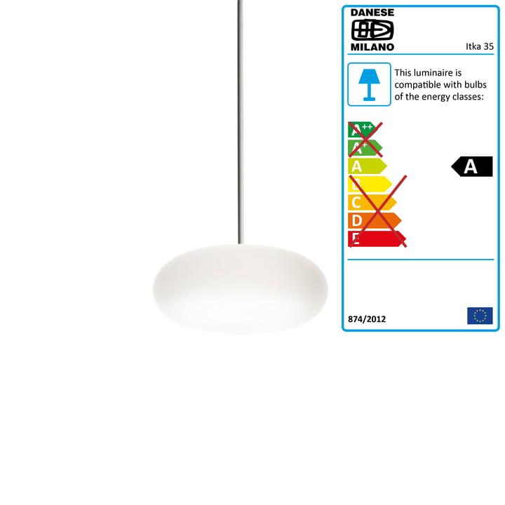 Itka 35 Pendant Lamp