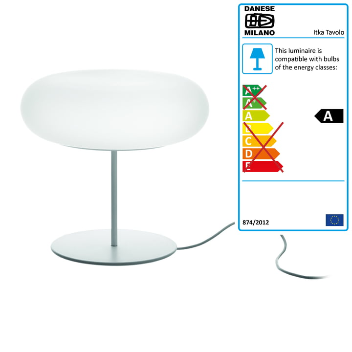 Itka Tavolo Table Lamp