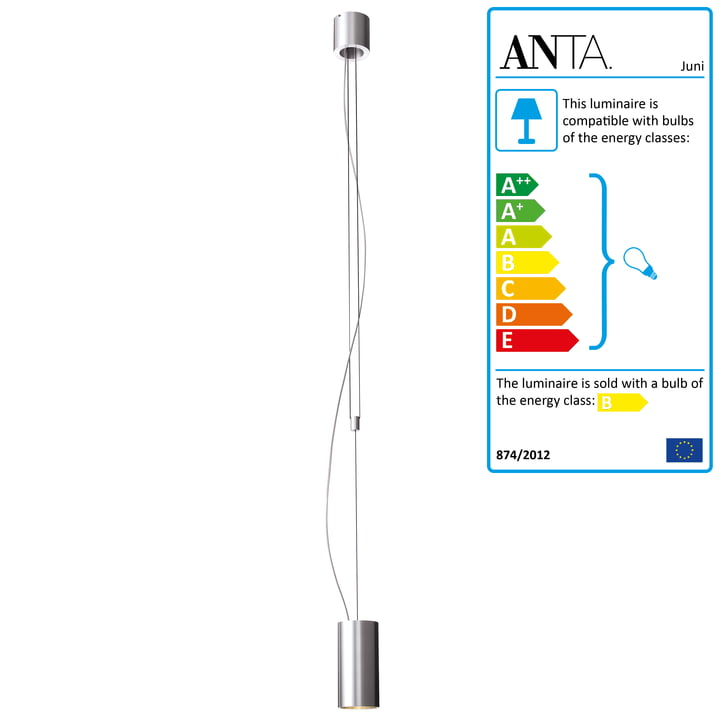 Anta June Pendant Lamp
