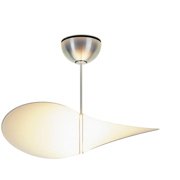 Propeller ceiling ventilator / ceiling lamp