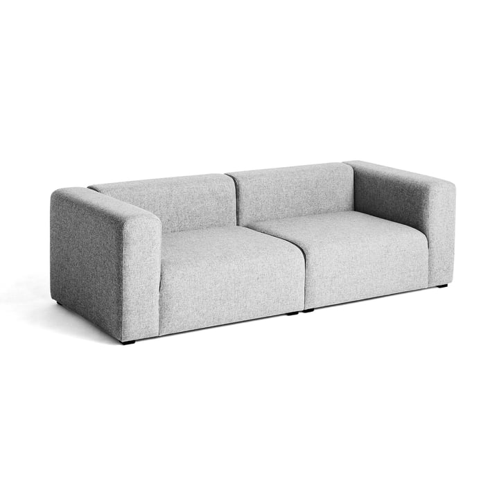 Hay - Mags Sofa, 2.5-Seater, light grey