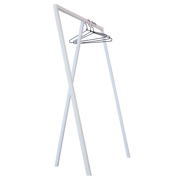 Hay Loop Stand Wardrobe white