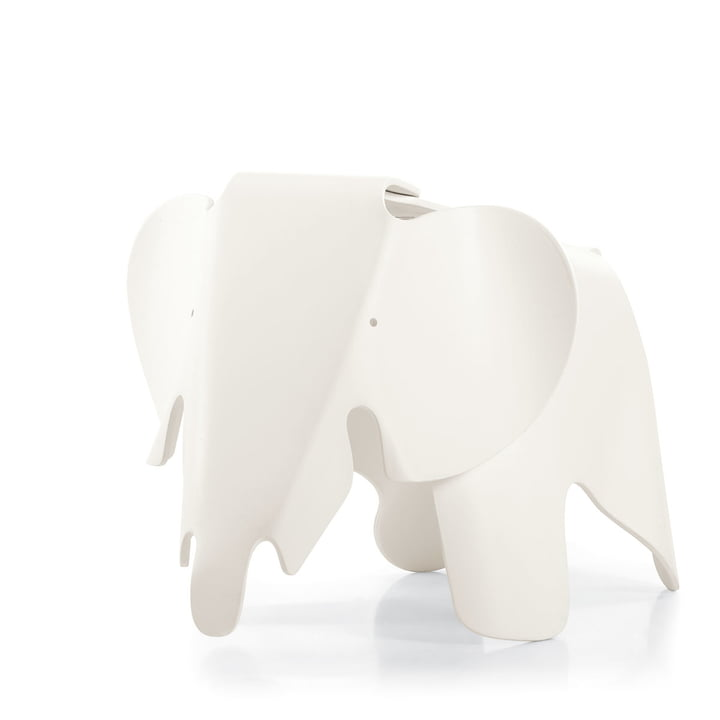 Eames Elephant - weiss