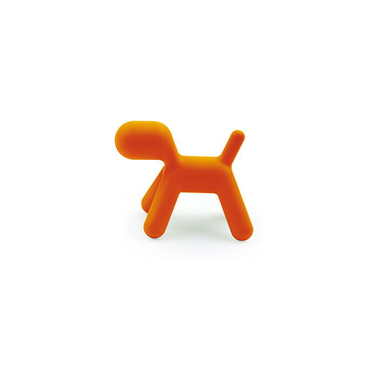 Puppy S by Magis Me Too in orange