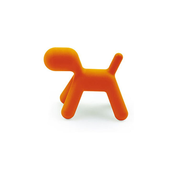 Puppy M by Magis Me Too in orange