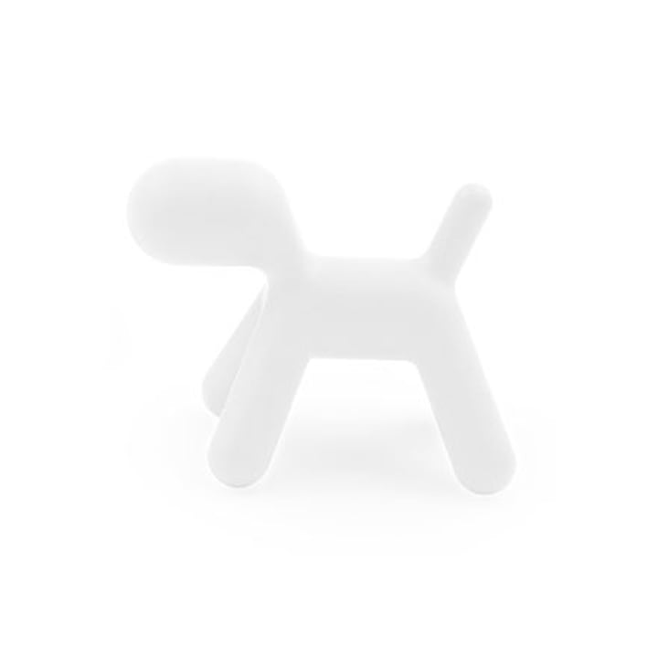 Puppy L by Magis Me Too in white