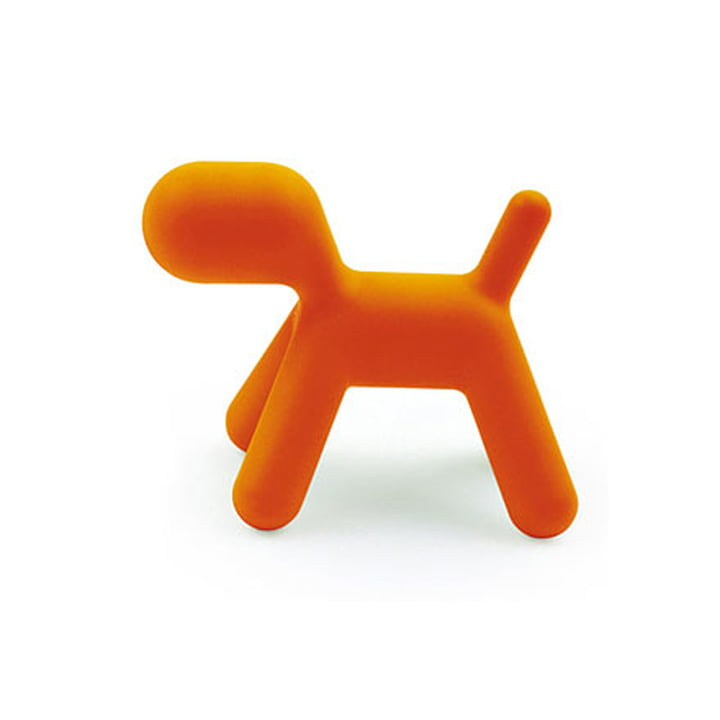 Puppy L by Magis Me Too in orange