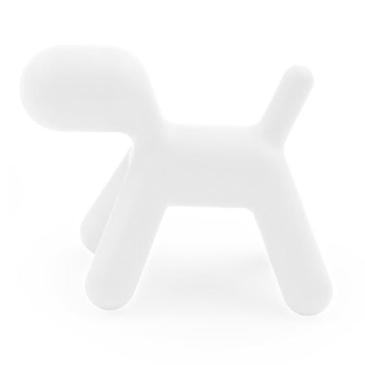 Puppy XL by Magis Me Too in white