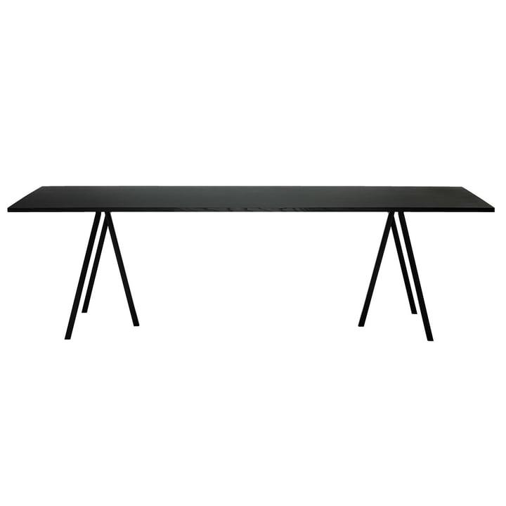 Hay Loop Stand Tisch, schwarz