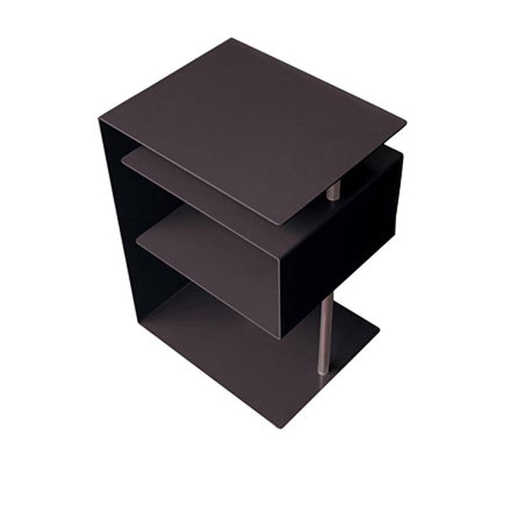 x-centric Tisch, schwarz