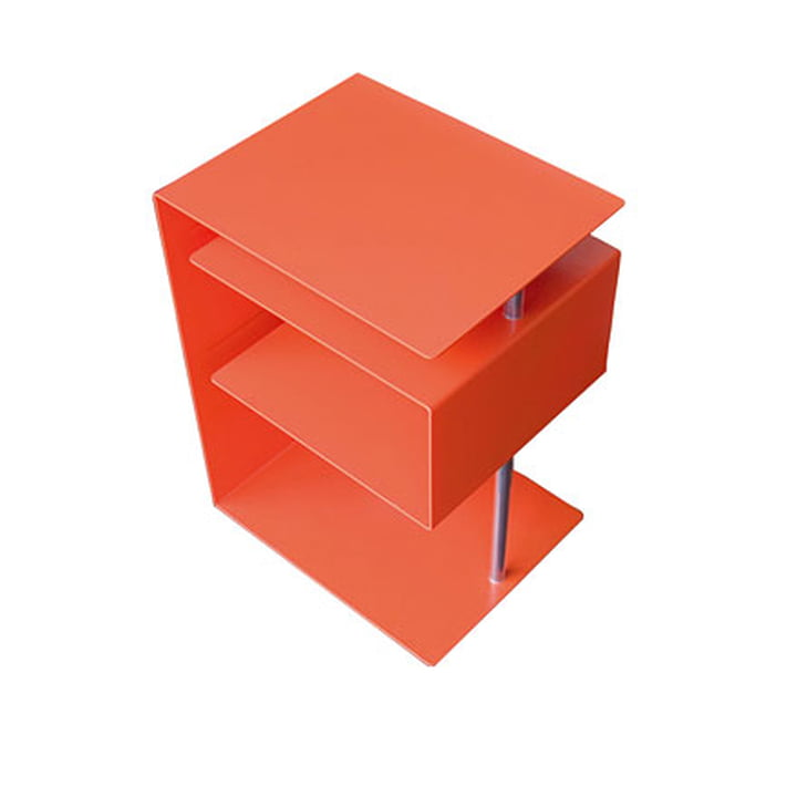 x-centric Table, orange