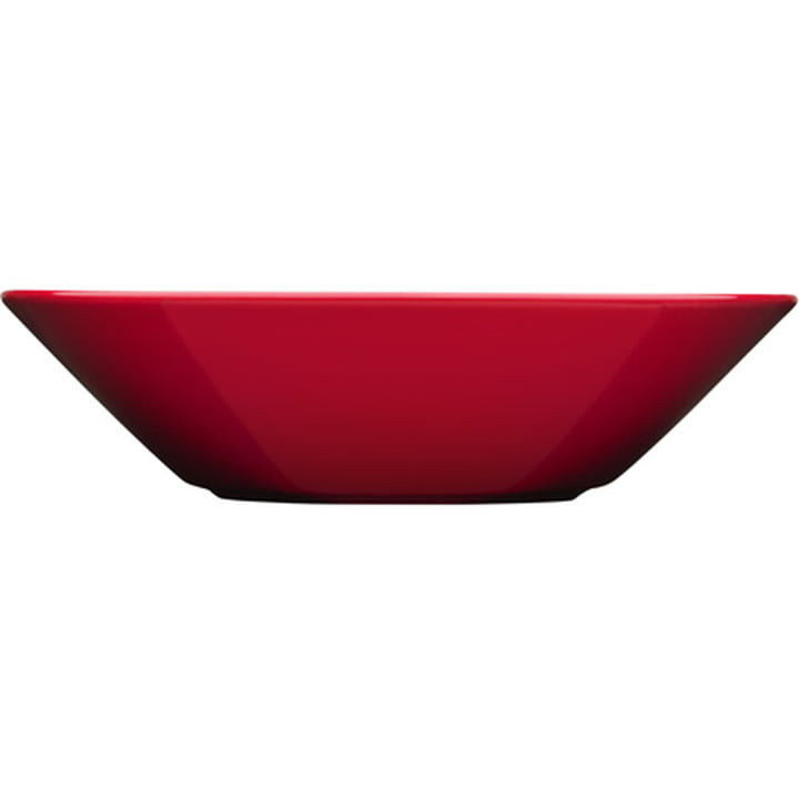 Teema Teller tief Ø 21cm, rot
