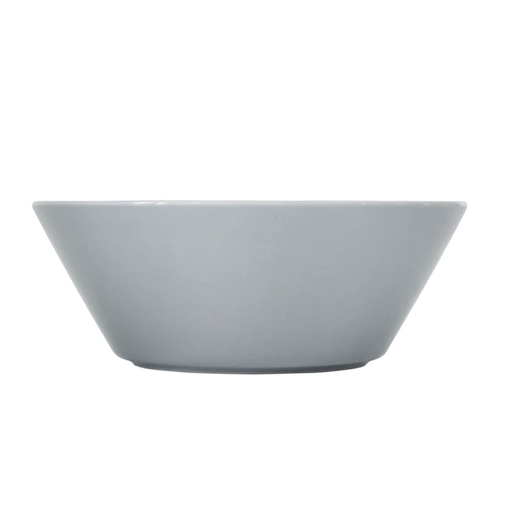 Teema Bowl / Deep Plate Ø 15 cm by Iittala in Peal Grey