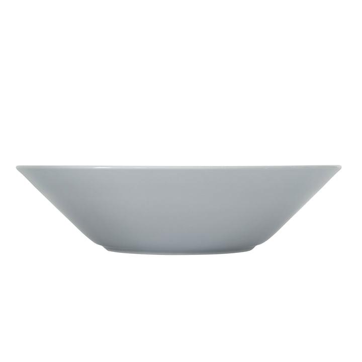 Teema Bowl / Deep Plate Ø 21 cm in Pearl Grey