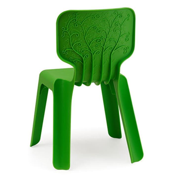 Kinderstuhl Alma, grün