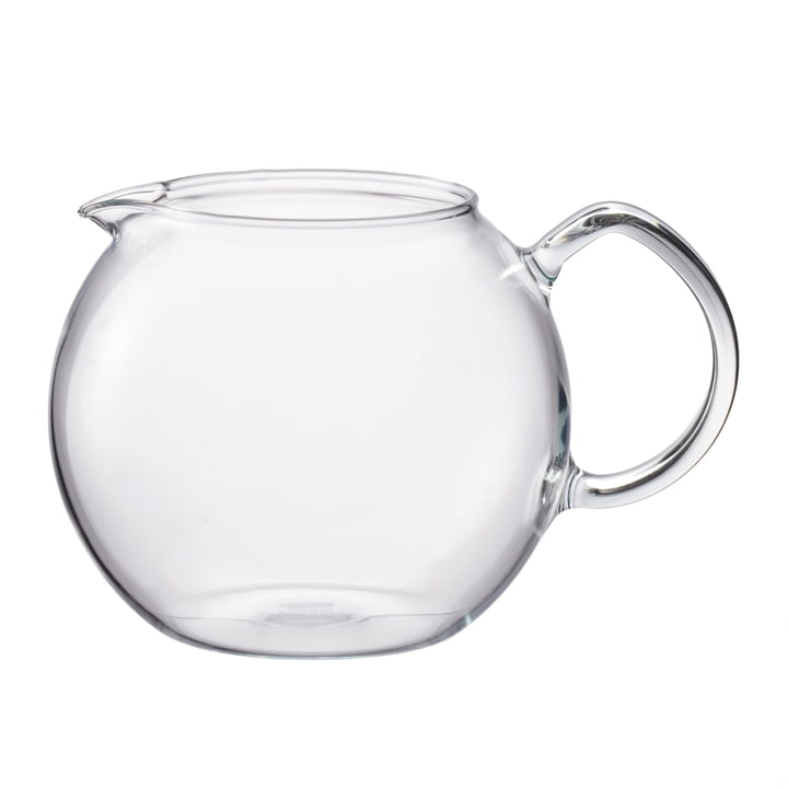 Replacement glass for ASSAM Tea Maker, 1.0 litre
