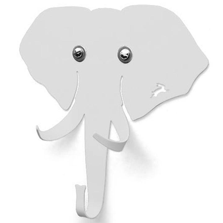 Haseform Animal Wardrobe Elephant white
