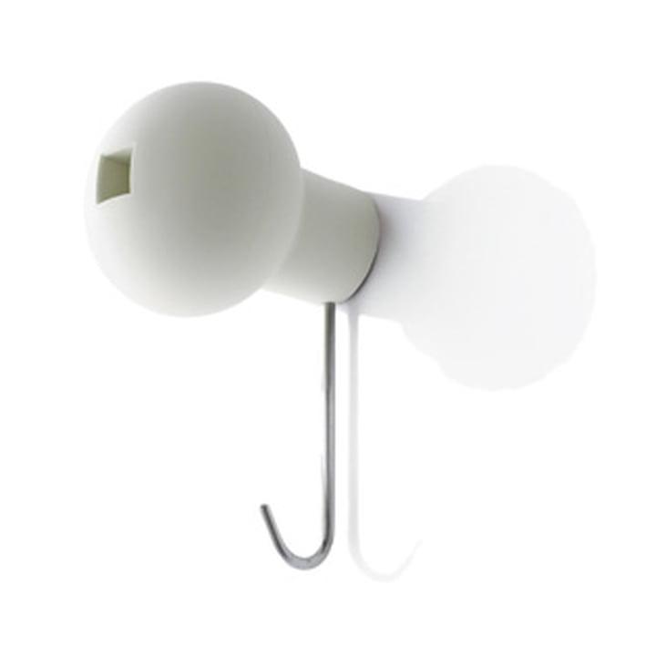 Globo Wall Hook - white