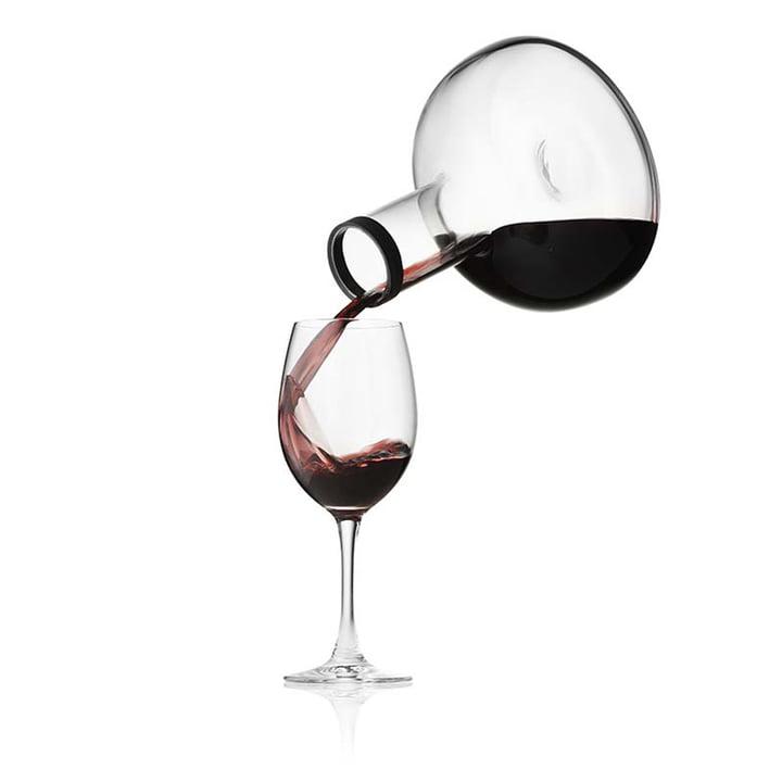 Menu - New Norm wine decanting carafe