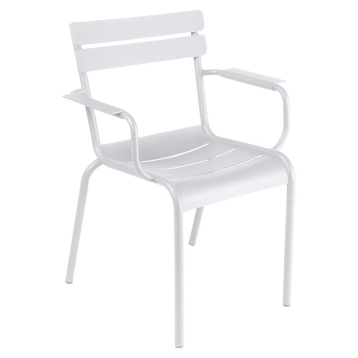 Fermob - Luxembourg Sessel, baumwollweiß