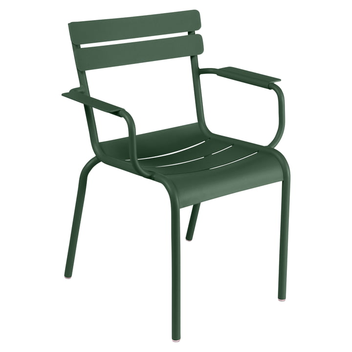 Fermob - Luxembourg Armchair, ceder green