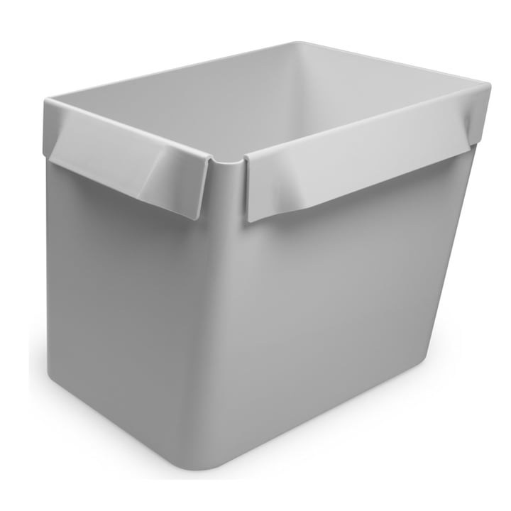 Big Bin, light grey