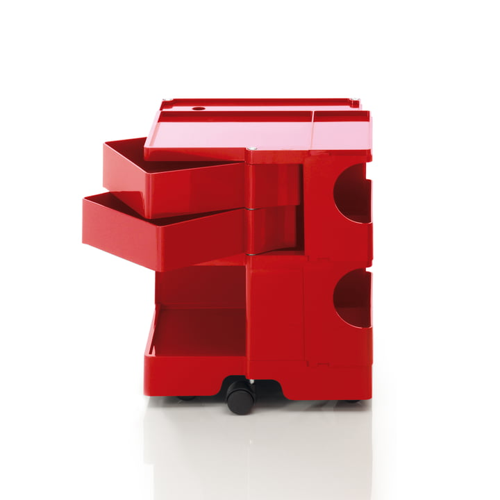B-Line - Trolley 2/2, red