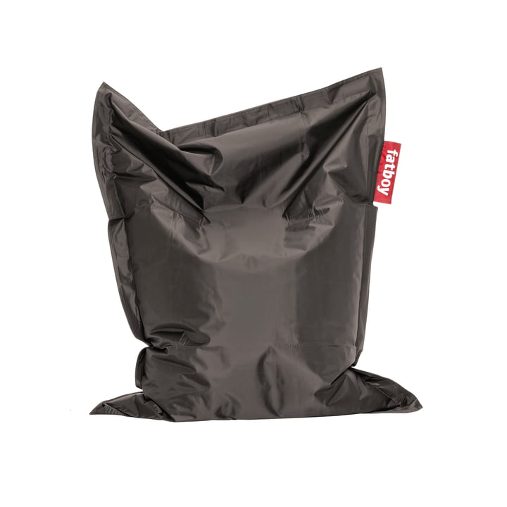Junior beanbag by Fatboy in dark grey