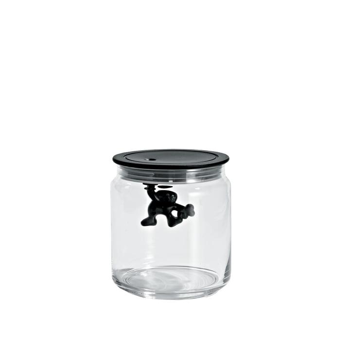 A di Alessi - Gianni Kitchen Box, 70 cl, black