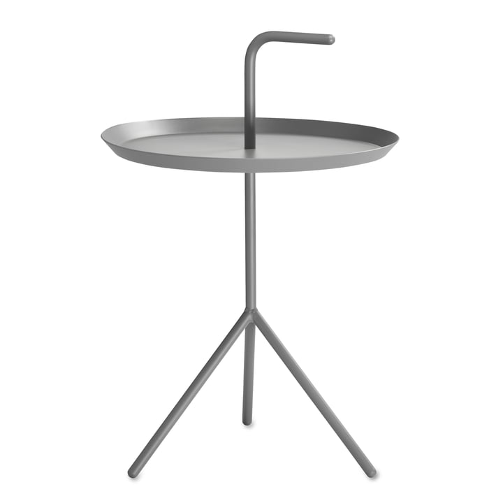 Hay DLM XL side table, grey