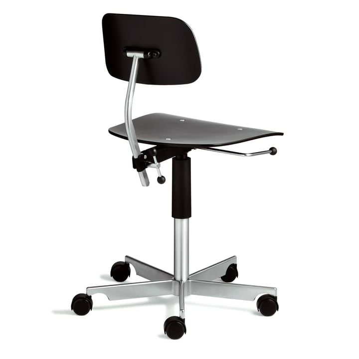 Kevi 2003 office chair, black