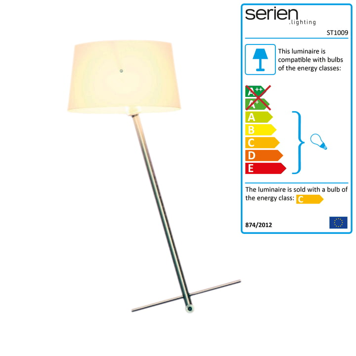serien.lighting - Slant Table