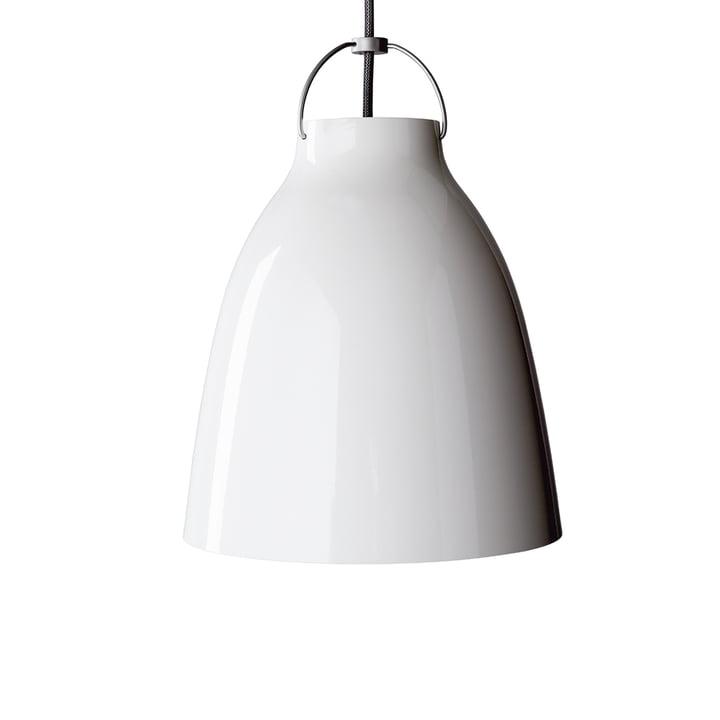 Fritz Hansen - Caravaggio P2 Pendant Lamp, white