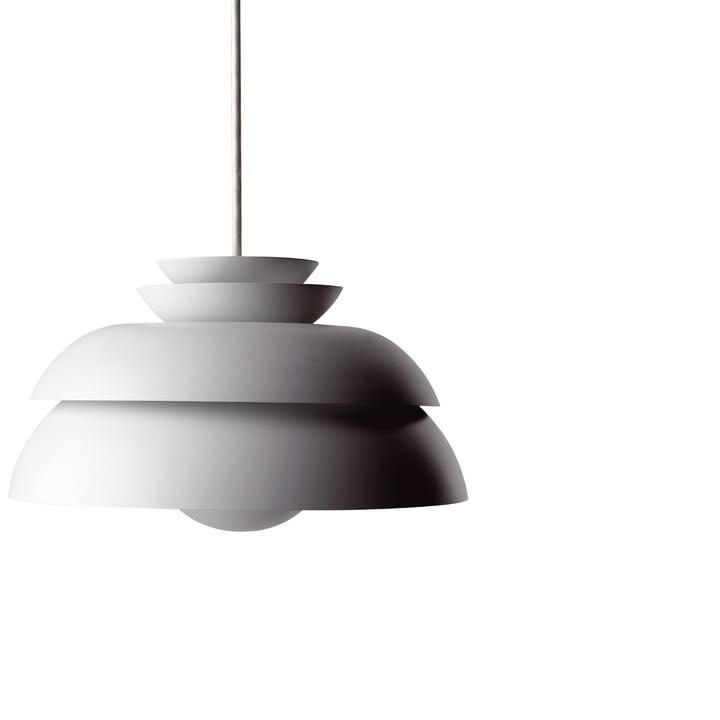 Fritz Hansen - Concert P1 Pendant Lamp, white