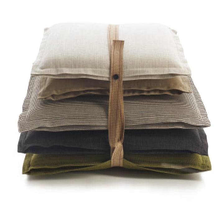 Xarxa pillow pile danese milano shop for Danese design milano