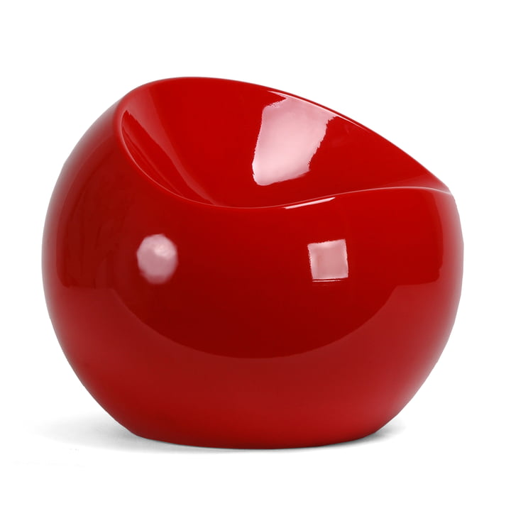 Ball Chair , red from XLBoom