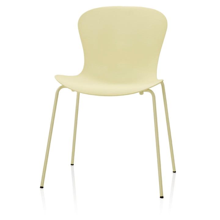 Fritz Hansen - Nap Chair, butter yellow