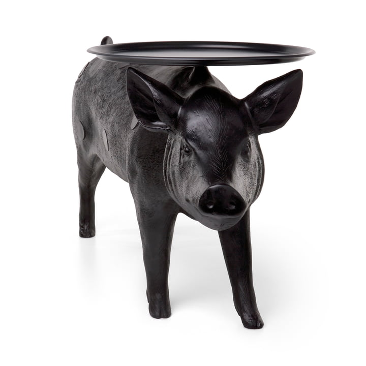 Moooi - Pig Table, black