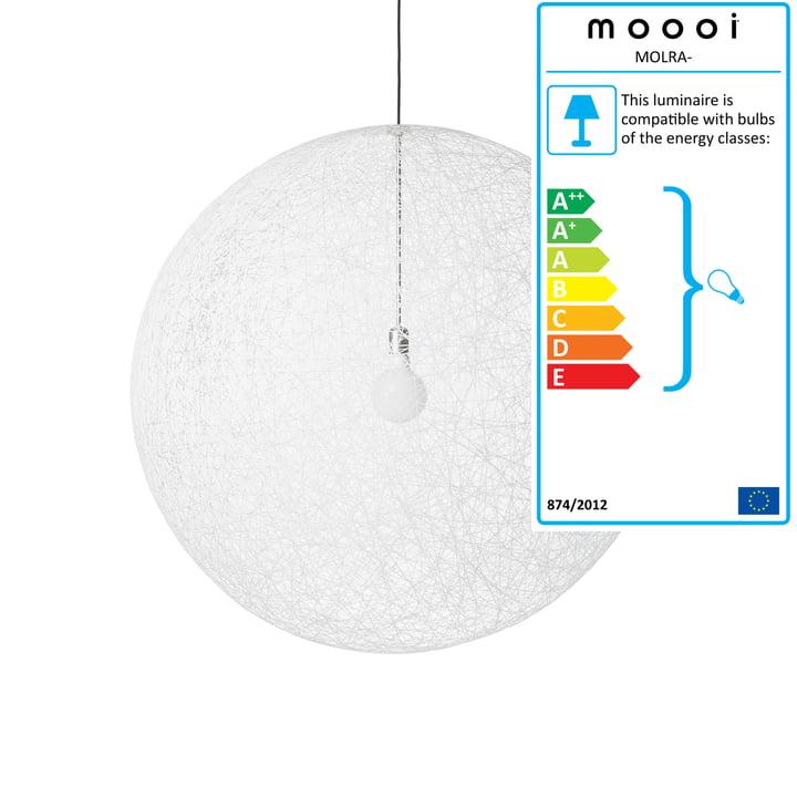 Moooi - Random Light , medium - white
