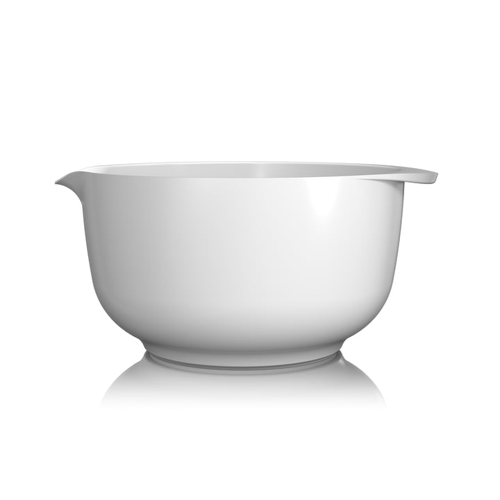 Mixing bowl Margrethe , 4,0 l of Rosti in white