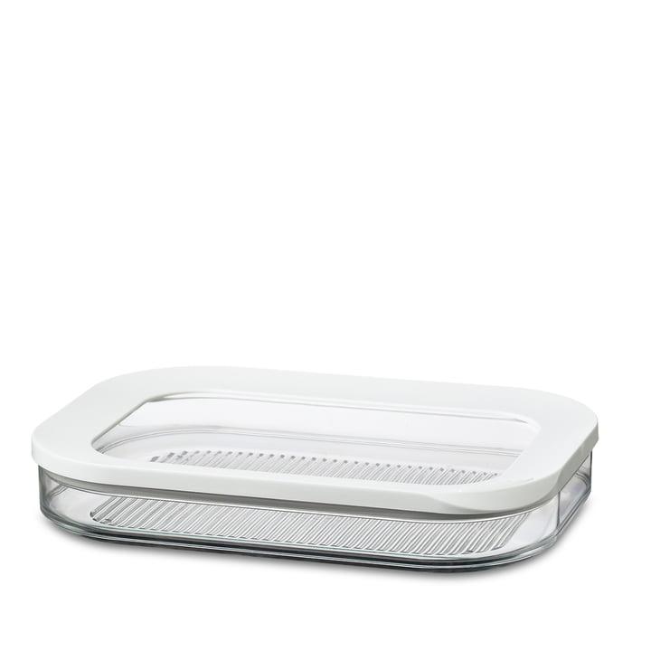 Rosti Mepal - Modula Fridge box, cold cuts 550/1 white