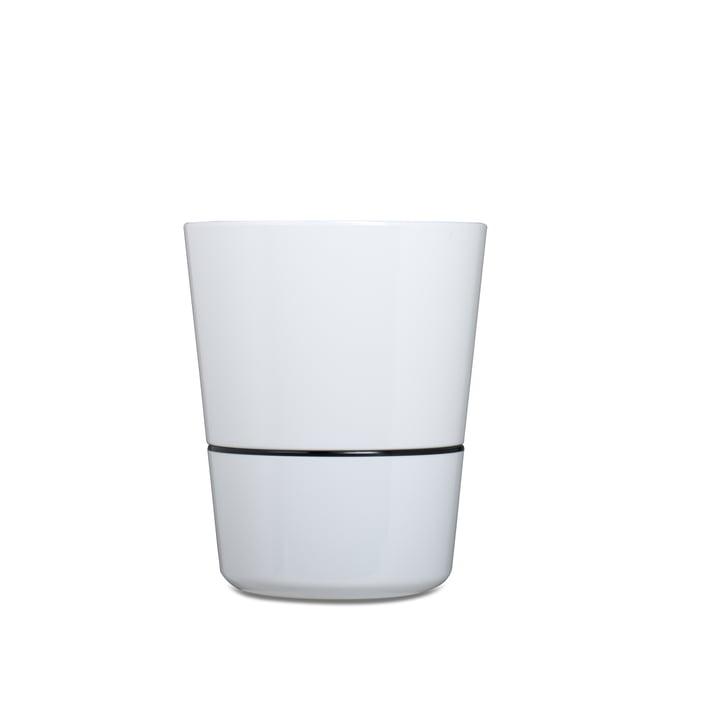 Rosti Mepal - Hydro Herb Pot, medium, white