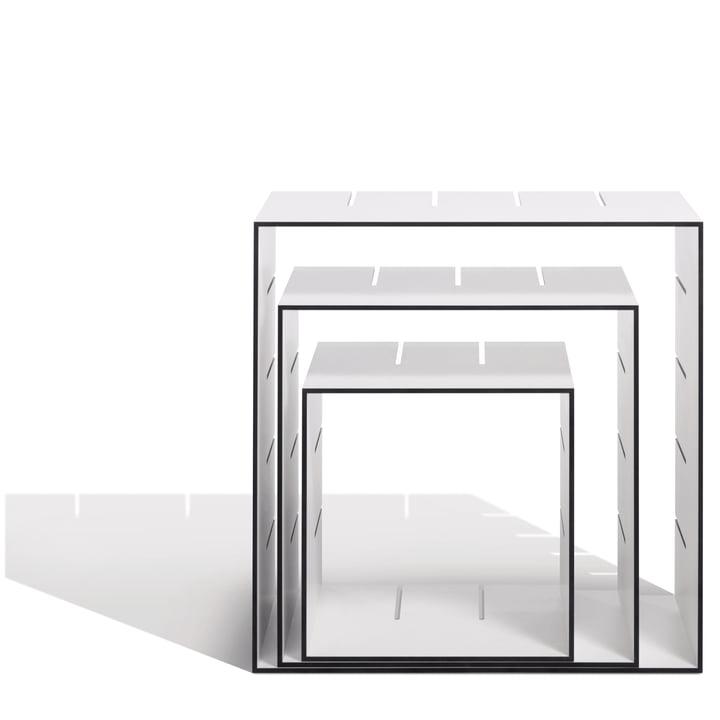 Müller Möbelwerkstätten - Konnex Shelf System - Group