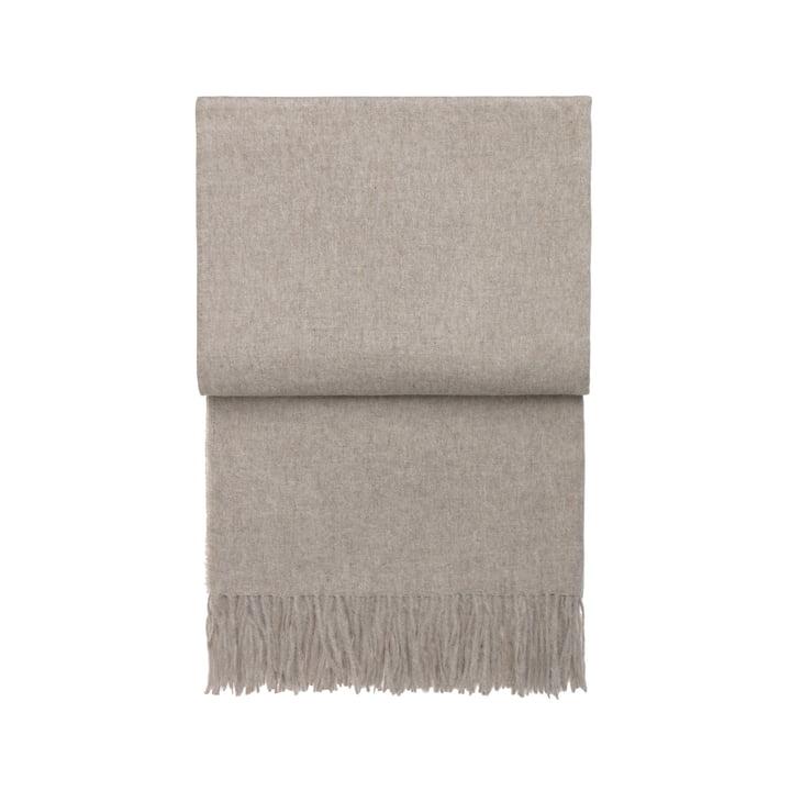 Classic blanket, beige by Elvang
